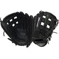 """Louisville  Slugger Xeno Series Softball Pitcher's Glove 12.5"""" (Right Hand Throw Only)"""