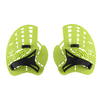 MP Michael Phelps Strength Paddle Neon Yellow