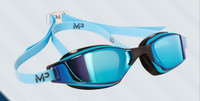MP Michael Phelps Xceed Titanium Mirror Goggles