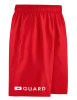 "Speedo Guard 19"" Short - Red"