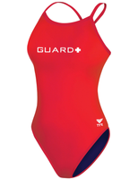 TYR Guard Durafast Lite - Red