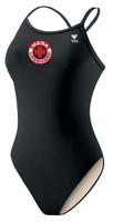 TYR  Diamondfit Poly w/Mesa Lifeguard Logo