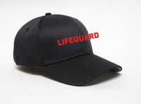 CoolPort Mesh Flexfit Hat w/ Lifeguard Logo