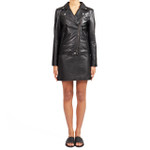 DARA LEATHER BIKER JACKET