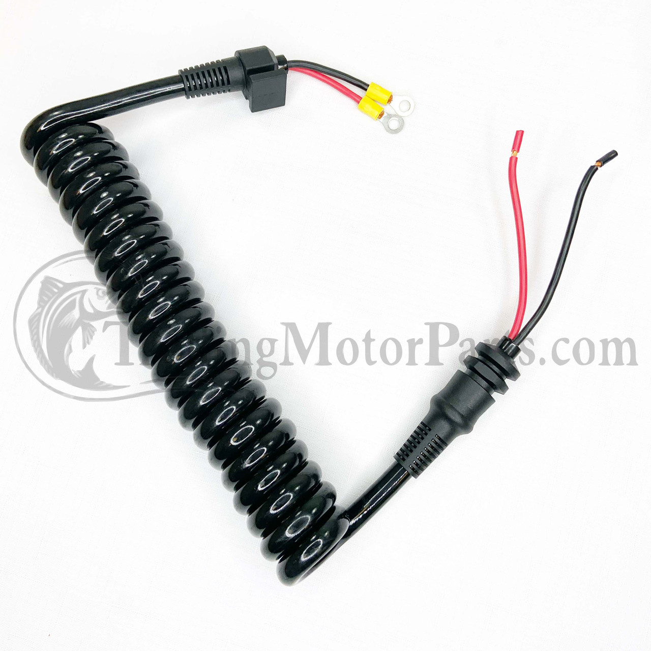 Motor Guide Coil Cord Assembly (Long) (Xi3/Xi5