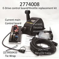 Minn Kota E-Drive Control Board/Throttle Upgrade Kit