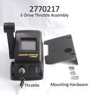 Minn Kota E-Drive Throttle Assembly