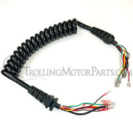 "Minn Kota Coil Cord Assembly w/AP (PowerDrive)(60"")"