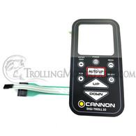Cannon Digi-Troll 10 Keypad