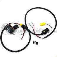 Cannon Retro Power Cable Kit