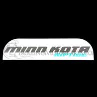 Minn Kota Riptide Maxxum Motor Rest Decal
