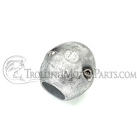 "Motor Guide Saltwater Shaft Sacrificial Anode (1"")"