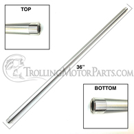 "Motor Guide 36"" Aluminum Shaft (Foot Control)"