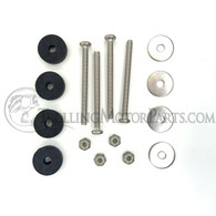 """Motor Guide Trolling Motor Mounting Hardware Kit (3"""")"""
