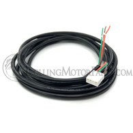 Motor Guide Tour Digital Wire Harness (Control Box - Lower Unit)