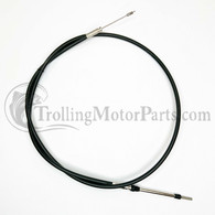 "Motor Guide 63"" Steering Cable"