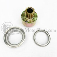 Motor Guide Pinion Nut Kit