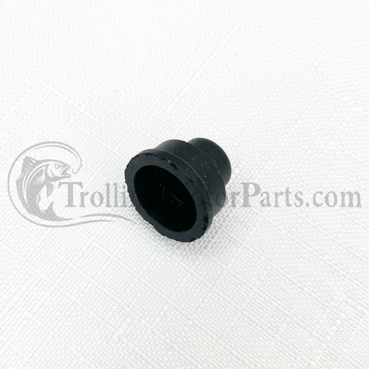 MotorGuide microswitch with rubber boot for trolling motor
