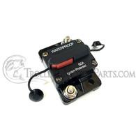 Trolling Motor 60 Amp Breaker Heavy Duty (Manual Reset)