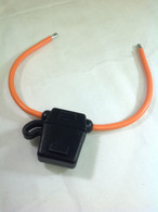 Waterproof ATO Fuse Holder (12 AWG)