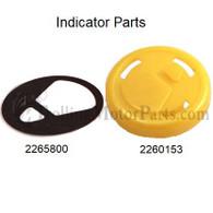 Minn Kota Indicator Assembly (Yellow)