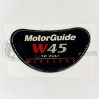 Motor Guide Wireless 45 Decal