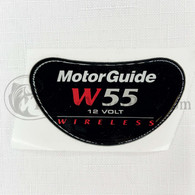 Motor Guide Wireless 55 Decal