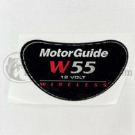 Motor Guide Wireless 55 Decal