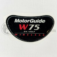 Motor Guide Wireless 75 Decal