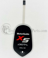 Motor Guide X5 80 Decal (Digital) (Hand Control)