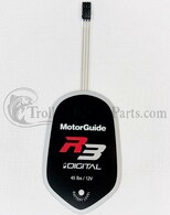 Motor Guide R3 45 Decal (Digital) (Hand Control)