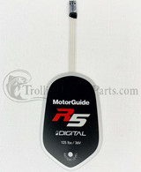 Motor Guide R5 105 Decal (Digital) (Hand Control)