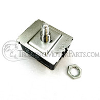 Motor Guide 5-Speed Foot Control Rotary Switch