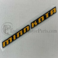 Minn Kota Top Cover Side Decal (Bluetooth)