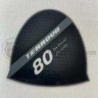 Minn Kota Terrova 80 Decal (Bluetooth)