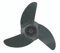 Motor Guide Three-Blade Machete 3 Prop (Gray)