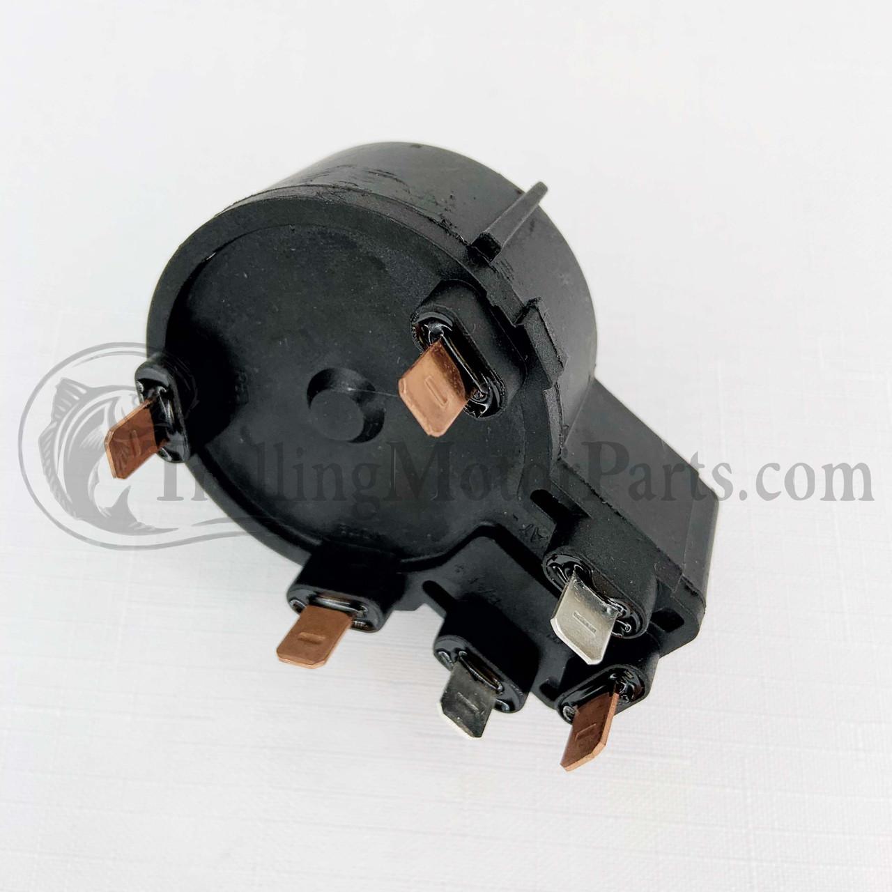 minn kota 5 speed switch wiring diagram minn kota 5 speed hand control rotary switch trollingmotorparts com  5 speed hand control rotary switch