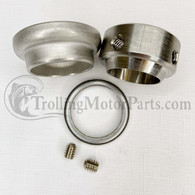 Motor Guide Lower Bearing & Cone Kit (Stainless)