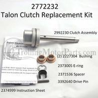 Minn Kota Talon Clutch Replacement Kit