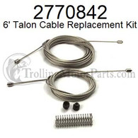 Minn Kota Talon Cable Replacement Kit (6') (Old Style)