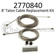 Minn Kota Talon Cable Replacement Kit (8') (Old Style)