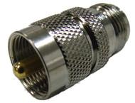 N Jack-UHF Plug Adaptor