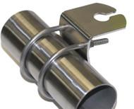 Right Angle Bull Bar Bracket S/S