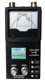 CAA-500 Mark II Standing Wave Analyzer