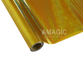 AMagic Textile Foil - EONEON Fluorescent Orange