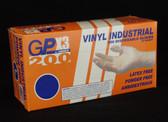 GPX 3D Vinyl Gloves - 200 BX