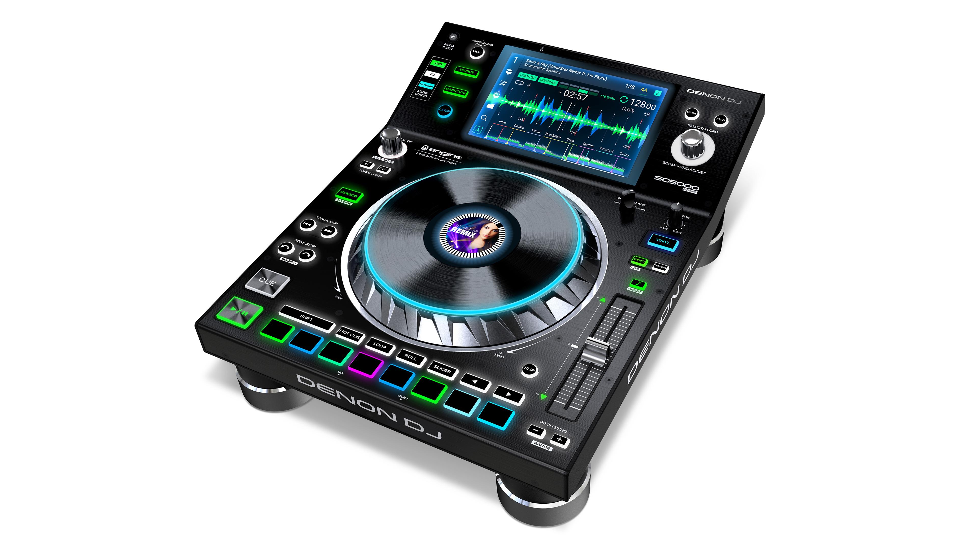Denon DJ SC5000 Prime - Crossfader Australia