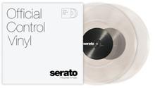"12"" Serato SC Control Vinyl CLEAR (pair)"