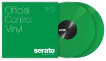 "12"" Serato SC Control Vinyl GREEN (pair)"