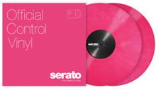 "12"" Serato SC Control Vinyl PINK (pair)"